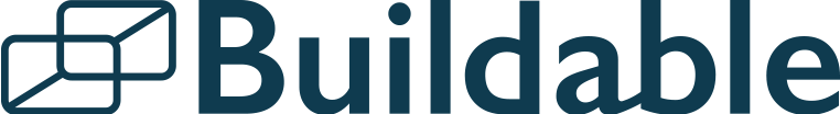 Buildable's Logo 1-Color