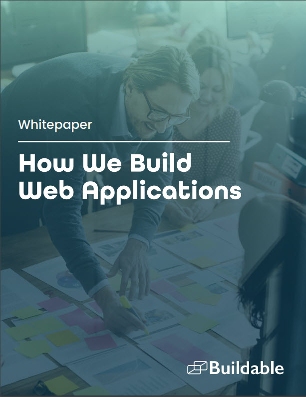 Cover of the White Paper download from Buildable